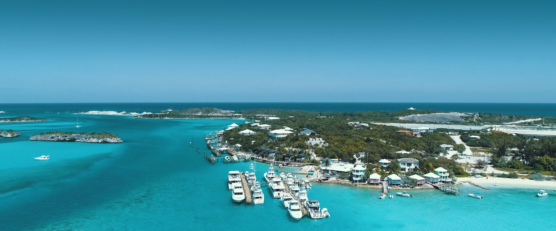 Staniel Cay - Facts & Figures - Staniel Air & Exuma Adventures