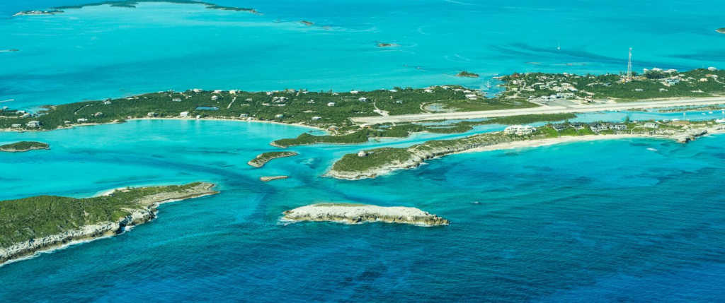 Getting to the Bahamas from Europe - Staniel Air & Exuma