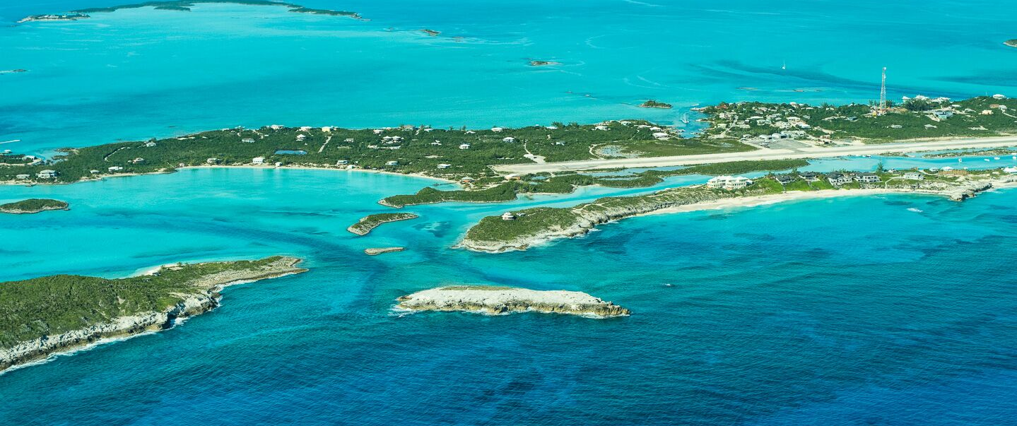 Getting to the Bahamas from Europe