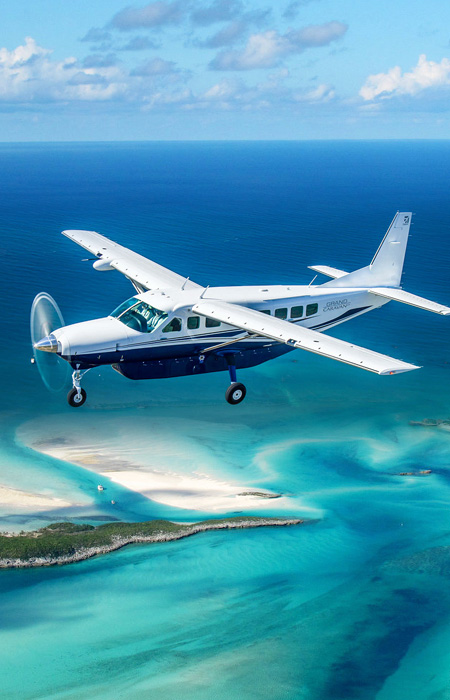 Business And Commuting To The Bahamas